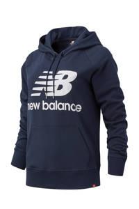 New Balance sweater donkerblauw, Donkerblauw