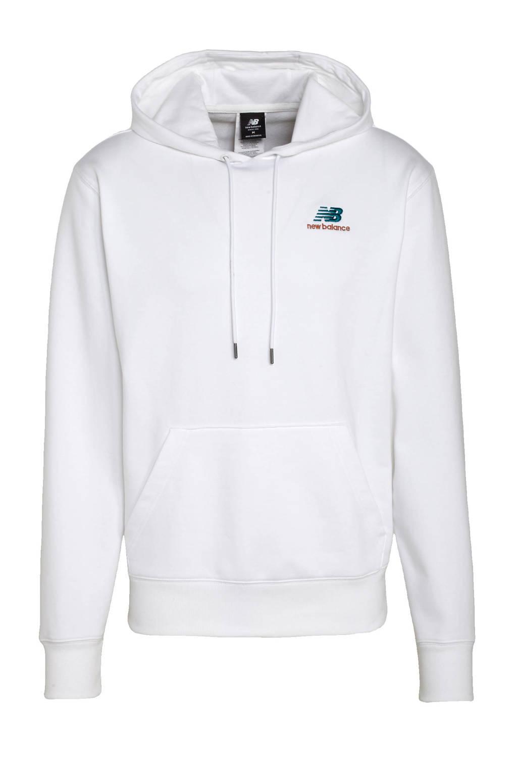 New Balance hoodie wit, Wit