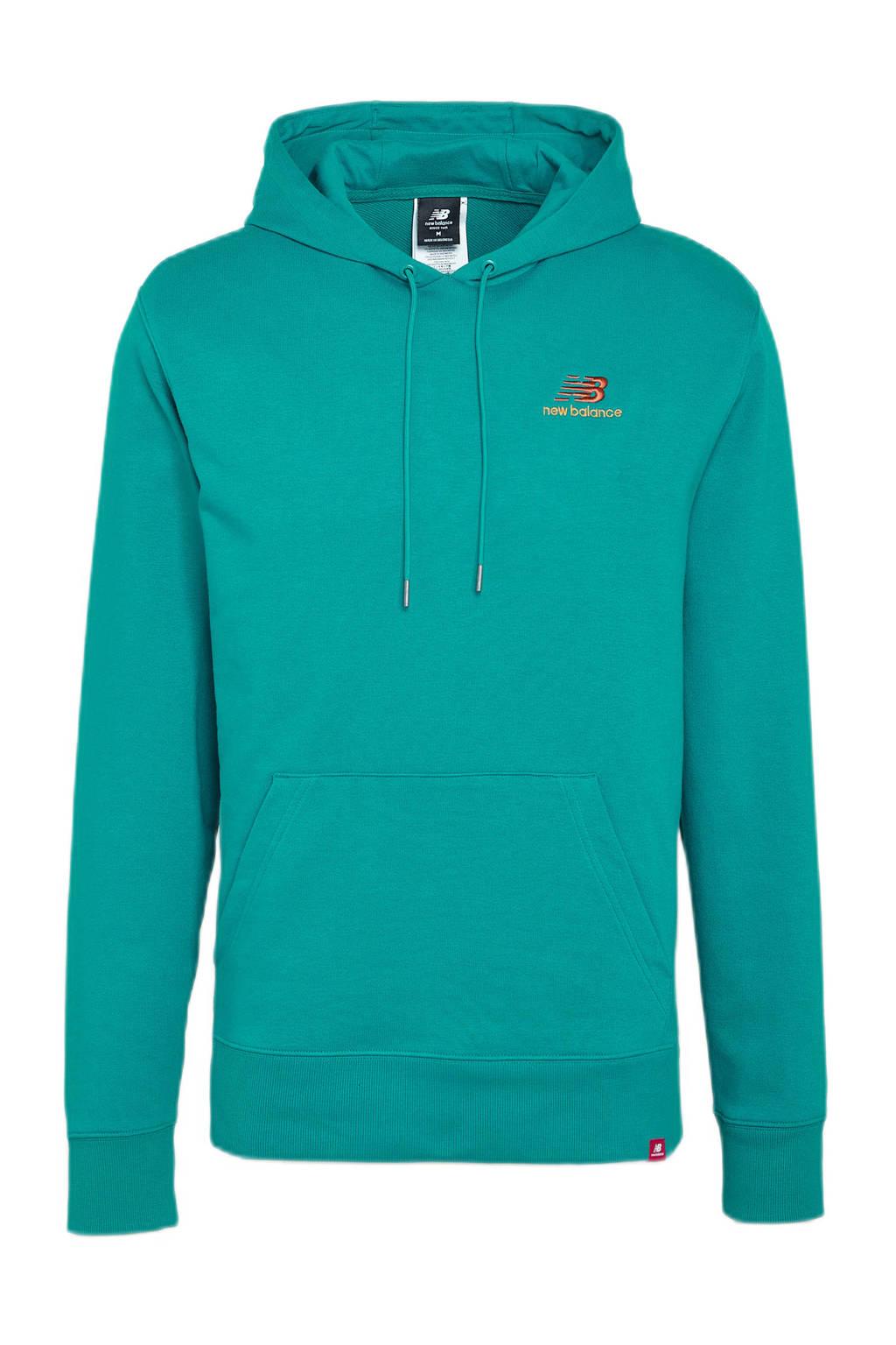 New Balance hoodie blauw, Blauw