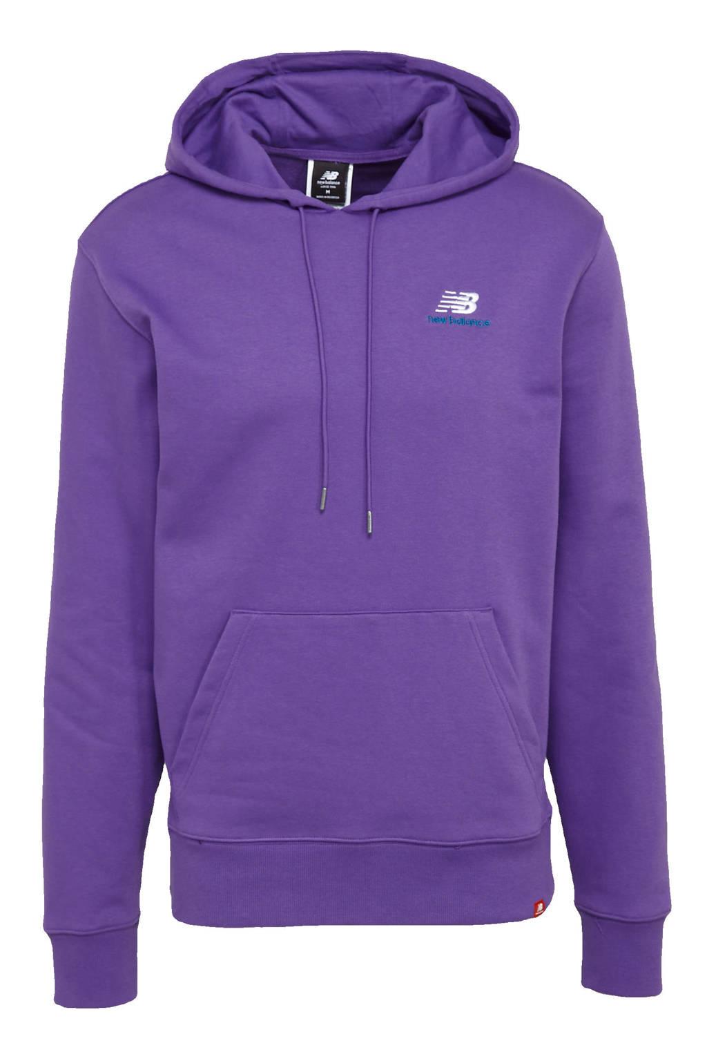 New Balance hoodie paars, Paars