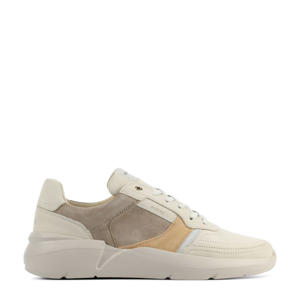 Roque Road  nubuck sneakers beige