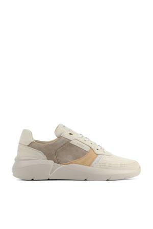 Roque Road  nubuck sneakers beige