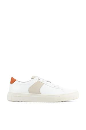 VL57  leren sneakers wit