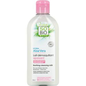 SO'BiO étic Hydra Aloe vera Dermo Cleansing milk