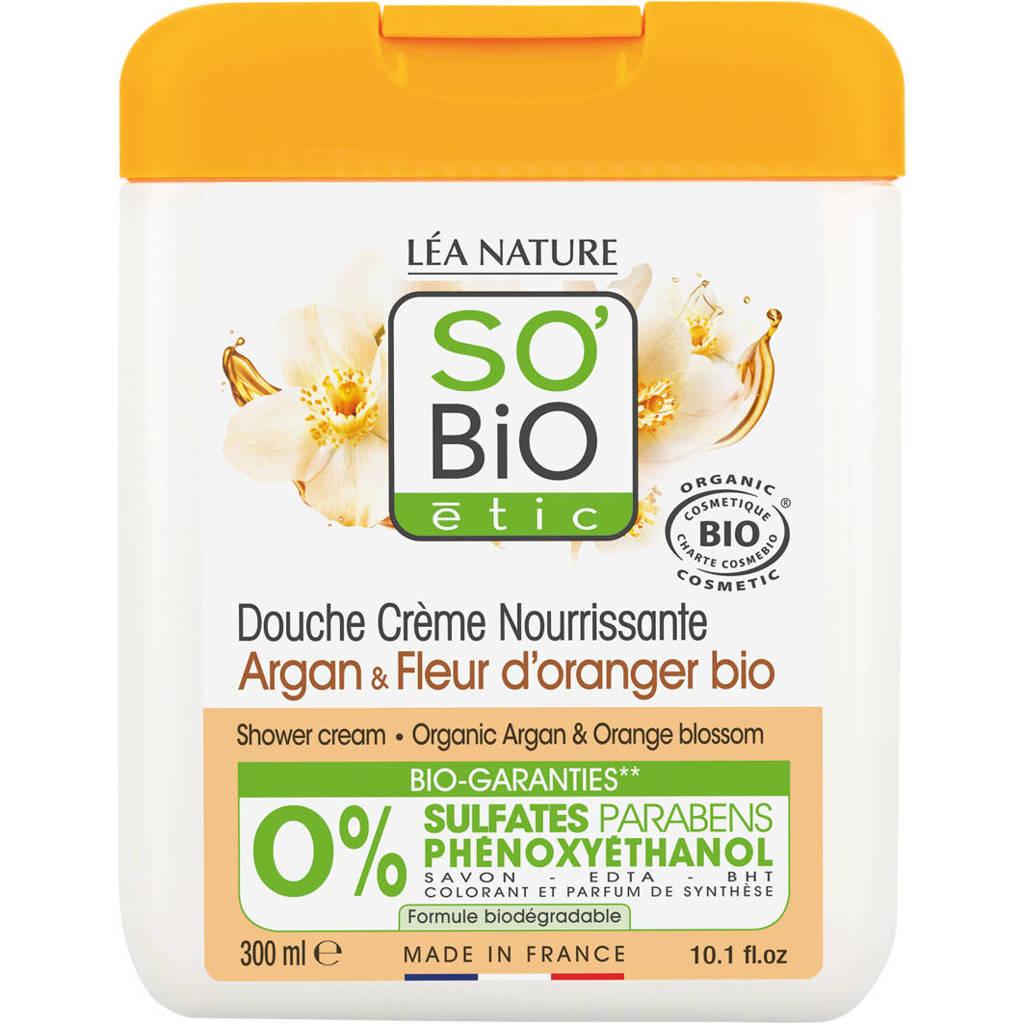 SO'BiO étic SO'BiO étic Orange Blossom Argan Shower cream