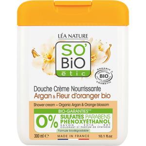 SO'BiO étic Orange Blossom Argan Shower cream