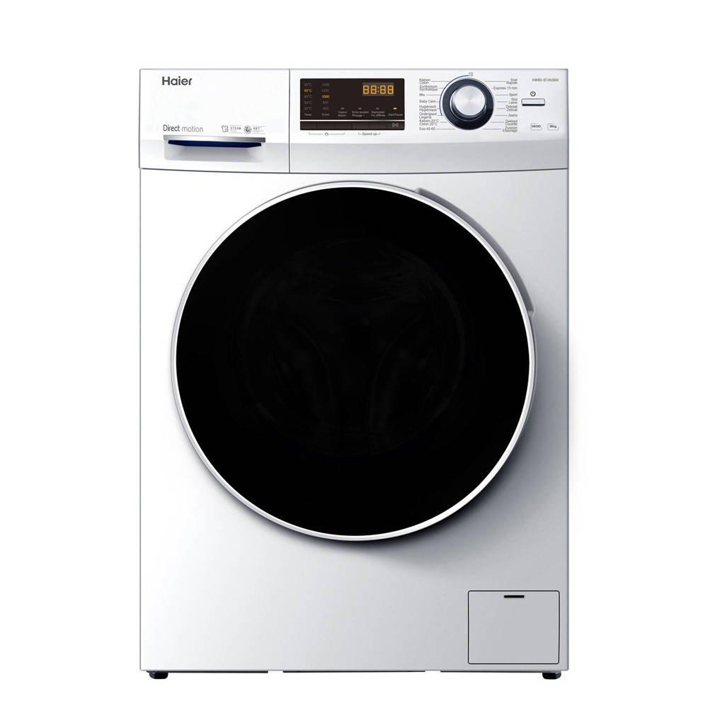 Haier HW80-B14636N wasmachine