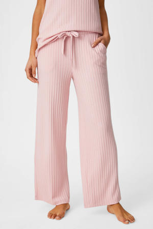 pyjamabroek roze