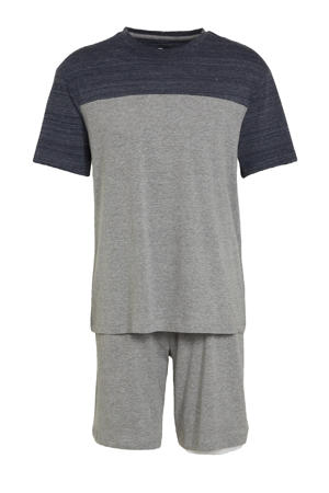 shortama grijs