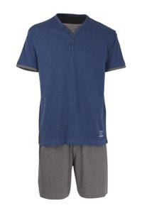 Ceceba shortama blauw/grijs, Blauw/grijs