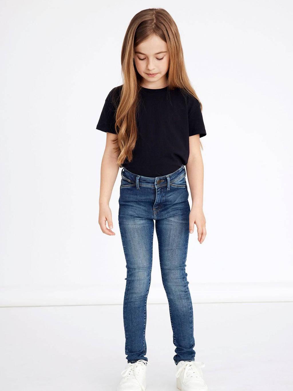 NAME IT KIDS skinny jeans NKFPOLLY stonewashed, Stonewashed