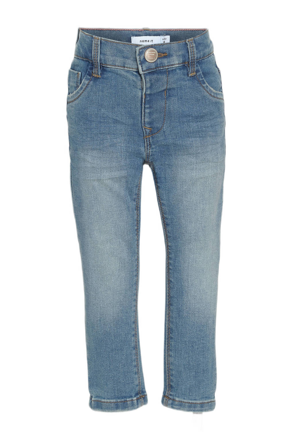 NAME IT MINI skinny jeans NMFPOLLY stonewashed, Stonewashed