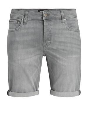 regular fit jeans short Rick grijs