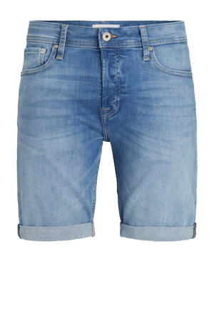 regular fit jeans short Rick Original blauw