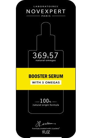 Booster serum met 5 Omega's