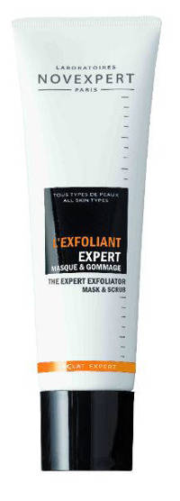 NovExpert Expert Exfoliator Mask & Scrub