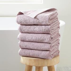 handdoek hotelkwaliteit (set van 5) (100 x 50 cm) Lavendel