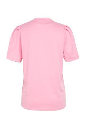 T-shirt FQYR-SS-BALLOON roze