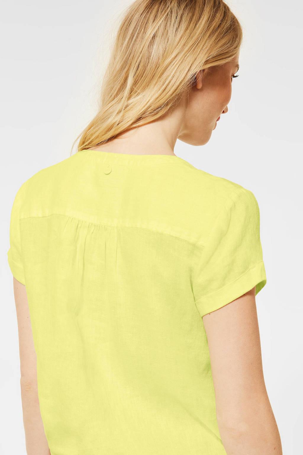 Street One top geel, Geel