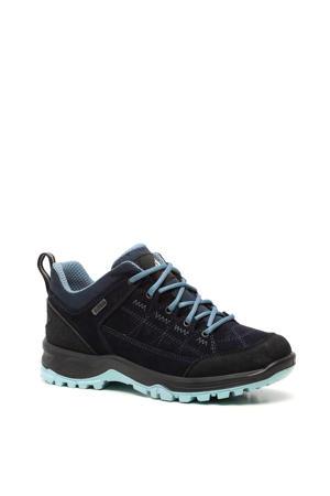 wandelschoenen donkerblauw/lichtblauw