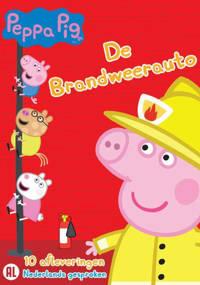 Peppa Pig - Brandweerauto (DVD)