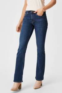 C&A The Denim bootcut jeans donkerblauw, Blauw