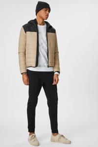 C&A Clockhouse sweater van biologisch katoen wit, Wit