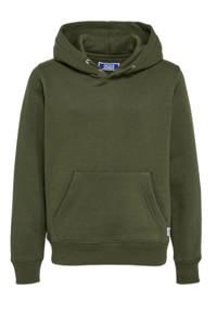 JACK & JONES JUNIOR sweater JJESOFT groen, Groen