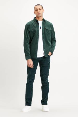 corduroy overshirt Jackson groen