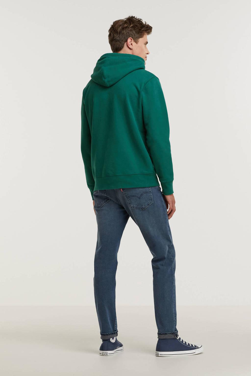 Levi's hoodie met logo groen, Groen