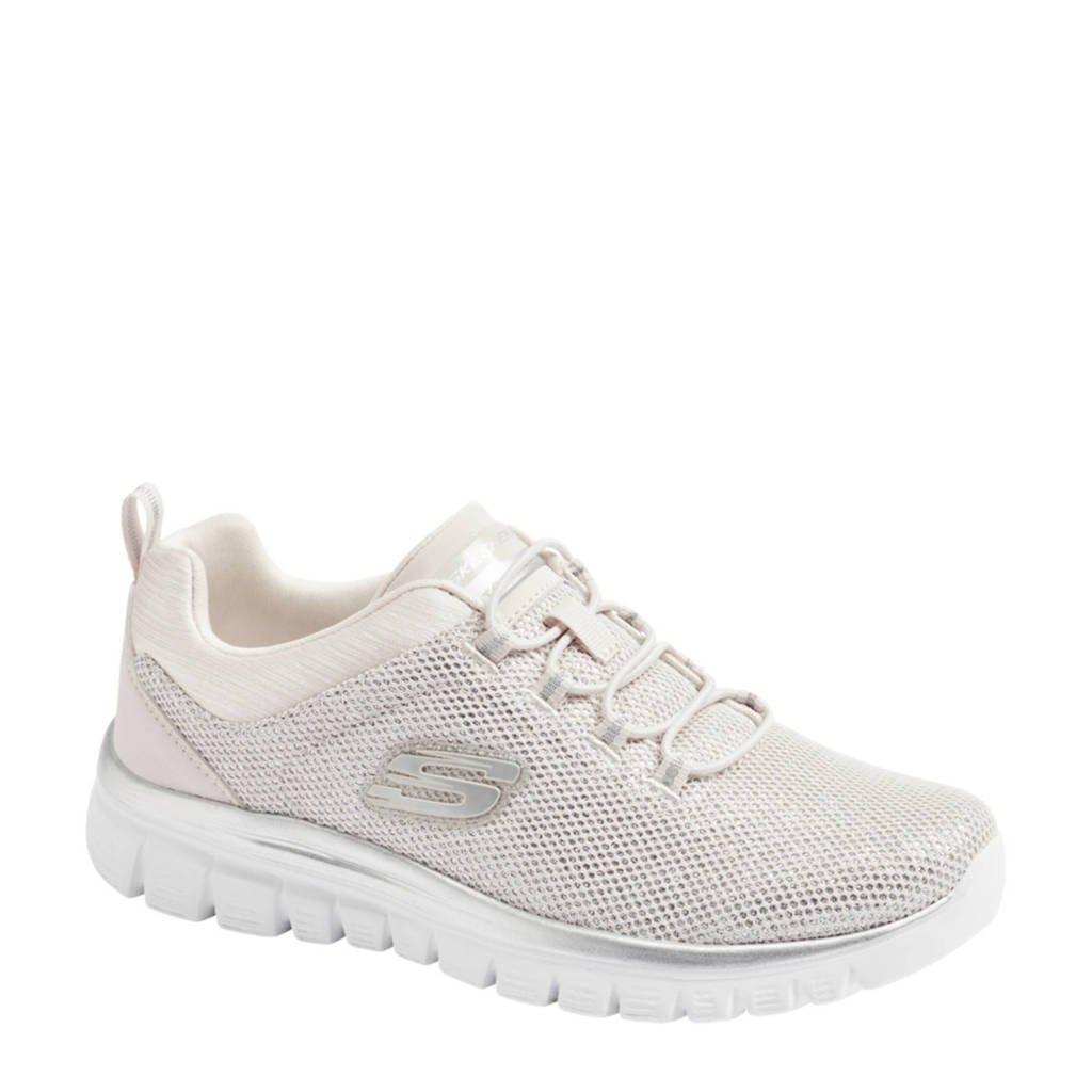 Skechers   sneakers roze, Roze