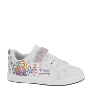 sneakers wit/paars