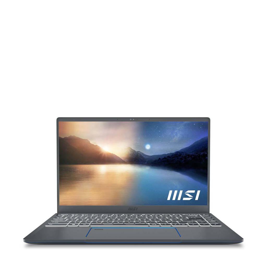 MSI Prestige 14 Evo A11M-430NL 14 inch Full HD laptop, Grijs