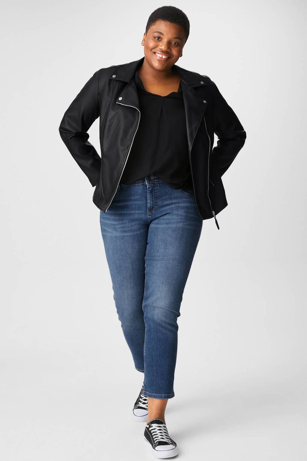 C&A XL The Denim regular fit jeans blue denim, Blue denim