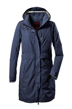outdoor jas Esbo donkerblauw