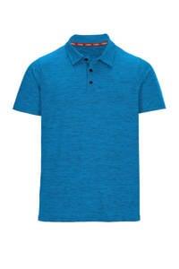 Killtec outdoor polo Lileo blauw, Sky-Blue