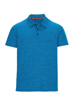 outdoor polo Lileo blauw