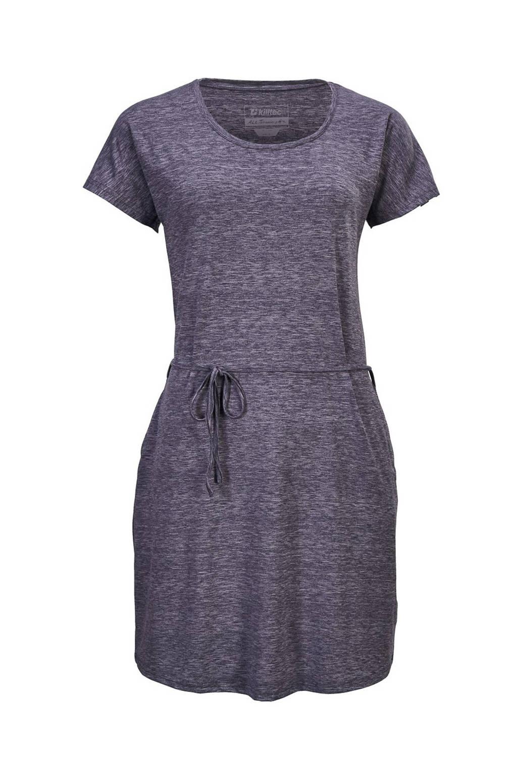 Killtec outdoor jurk Nyord blauw, Blauw