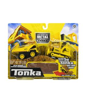 Combo Pack - Dump Truck en Bulldozer