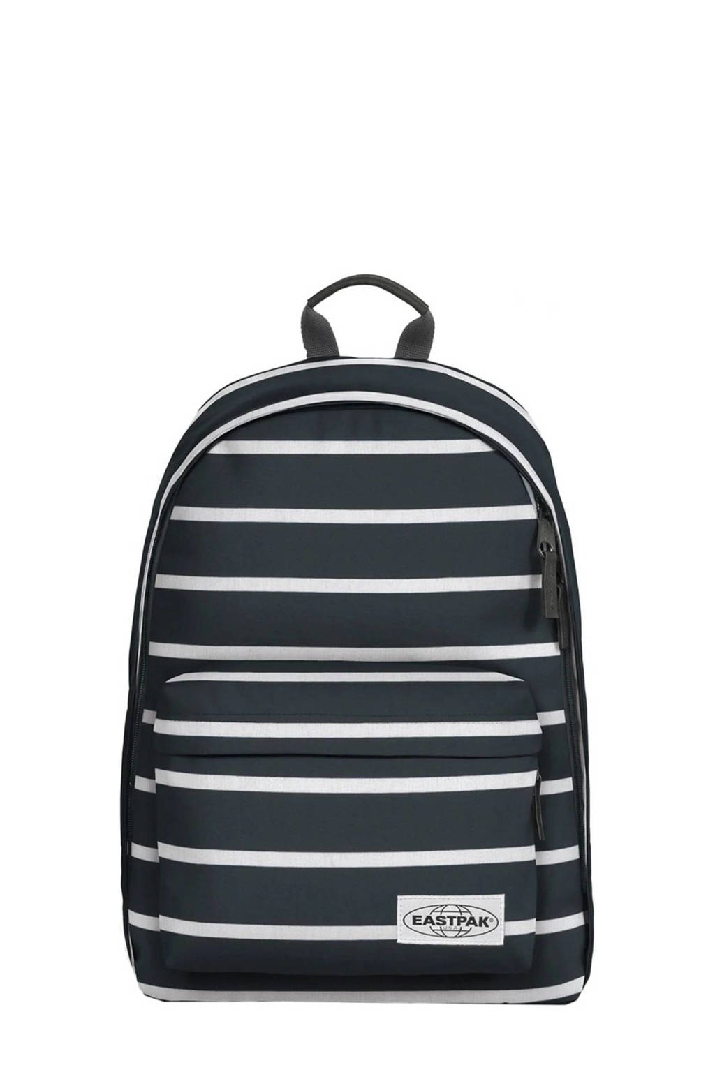 Eastpak  rugzak Out of Office donkerblauw/wit, Donkerblauw/wit