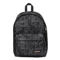 Eastpak  rugzak Out Of Office antraciet, Antraciet