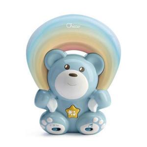 Rainbow Bear blue projector