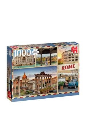 PC Greetings from Rome (1000)  legpuzzel 1000 stukjes