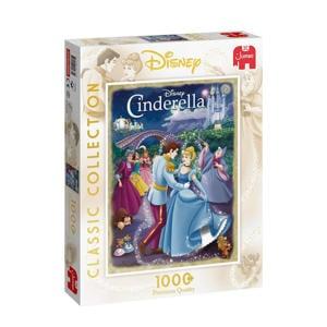 Classic Collection Cinderella   legpuzzel 1000 stukjes