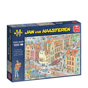 Het Ontbrekende Stukje  legpuzzel 1000 stukjes
