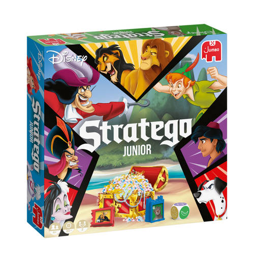 Wehkamp-Jumbo Stratego Junior Disney bordspel-aanbieding