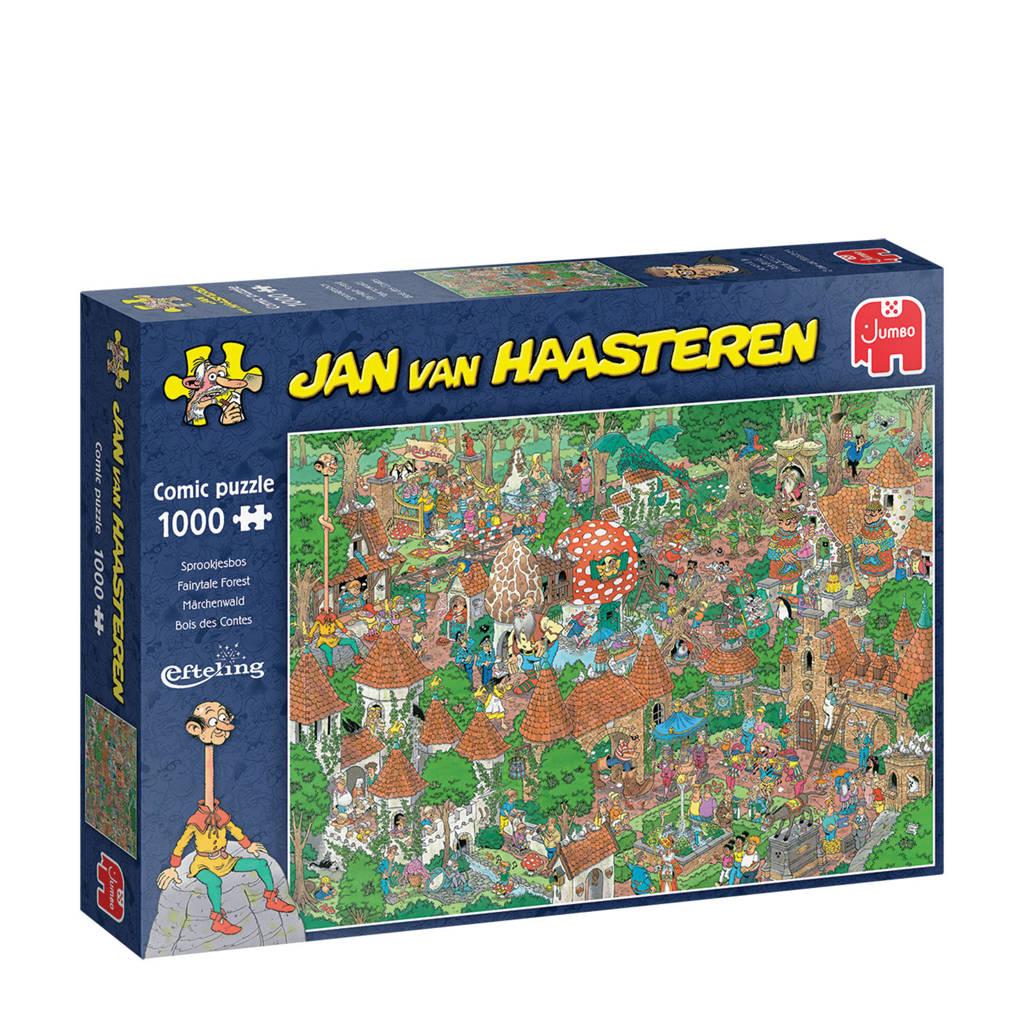 Jan van Haasteren Efteling Sprookjesbos  legpuzzel 1000 stukjes