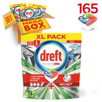 Dreft Platinum Plus Dreft Platinum Plus Green - 165 stuks