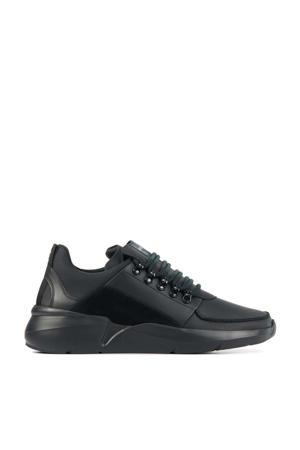 Roque Royal  nubuck sneakers zwart
