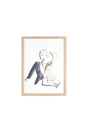 schilderij Diva XL  (30x40 cm)